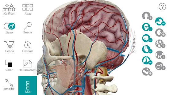 Atlas de anatomía humana - Apps en Google Play