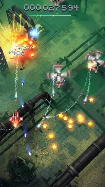 Sky Force Reloaded- screenshot thumbnail