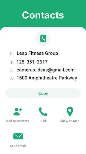FREE QR Scanner screenshot 6