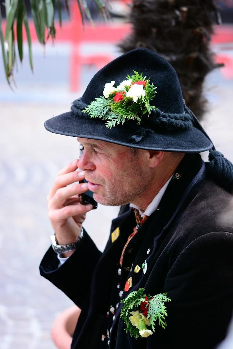 sprechen am Telefon di GiuseppeZampieri
