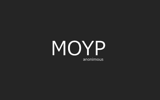 MOYP - Mantle of your privacy