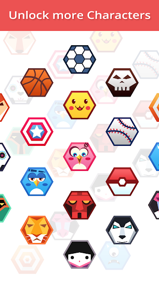 Hexagon Flip apk screenshot