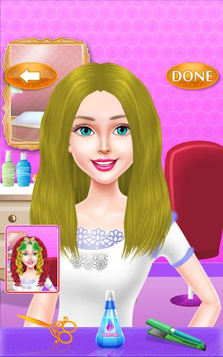 Fashion Hair Salon - Kids Game  screenshots 9