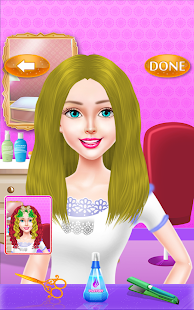 Salon Rambut Mode- gambar mini screenshot