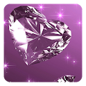 Diamonds Live Wallpaper icon