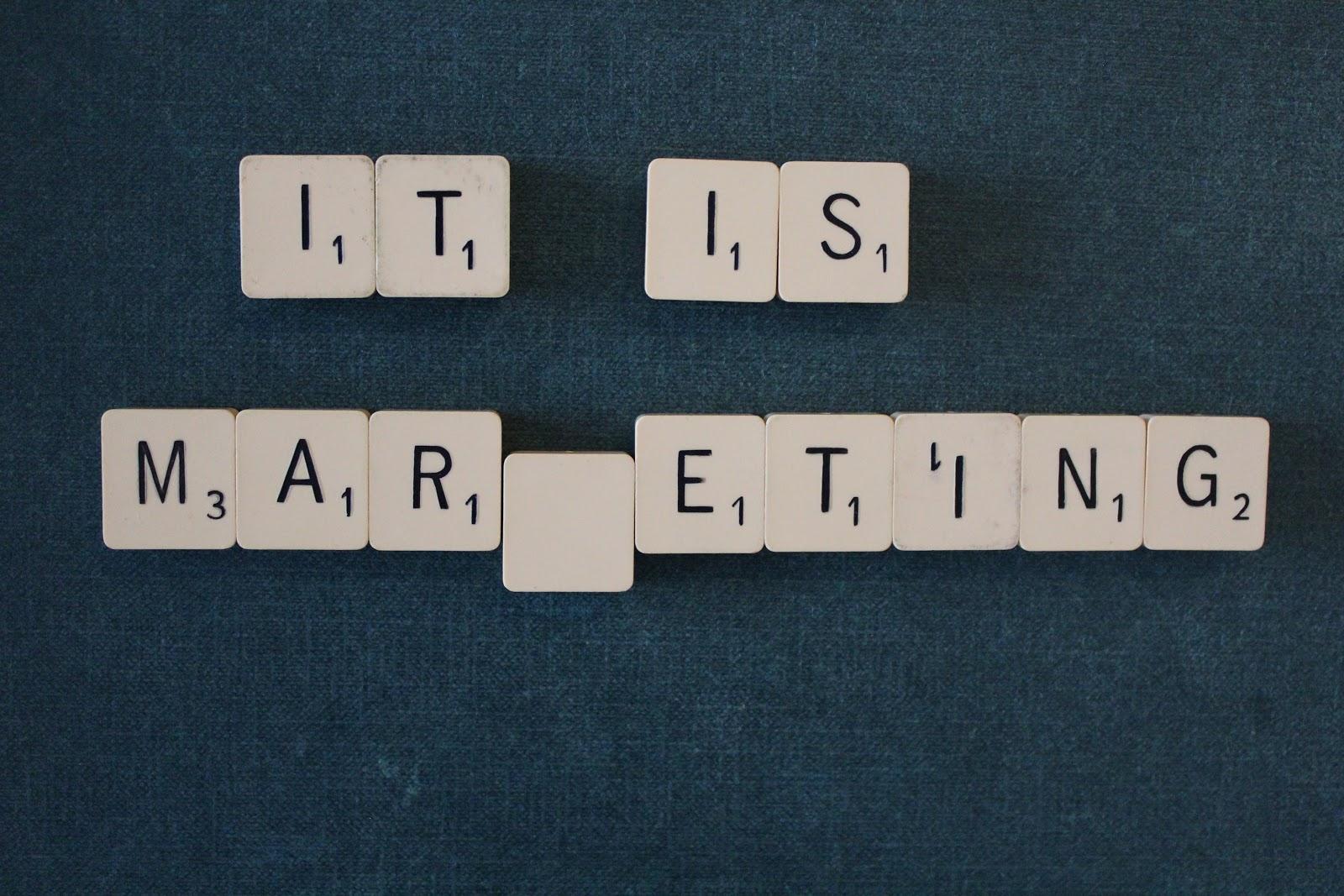 marketing scrabble