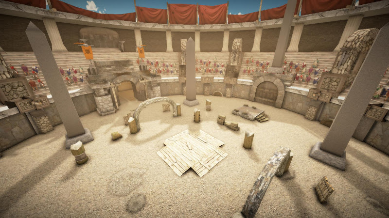 Gladiator Glory Screenshot 3