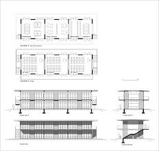 Photo: Plan des bâtiments principaux