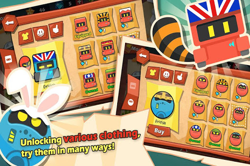 Mr.Q-Magnetic Adventure(AU) game (apk) free download for Android/PC/Windows screenshot