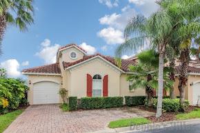 Luxury holiday villas on Tuscan Hills community, Orlando, Florida