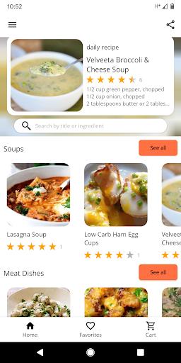 CrockPot and Oven Recipes Apk 1