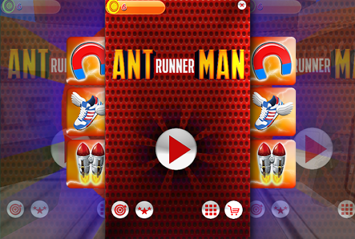 3D Ant Hero Future Power Run
