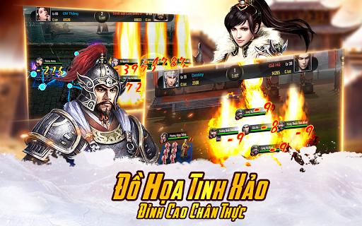 Tam Quu1ed1c Truyu1ec1n Ku1ef3 Mobile - Tam Quoc Truyen Ky 1.8.1 screenshots 9