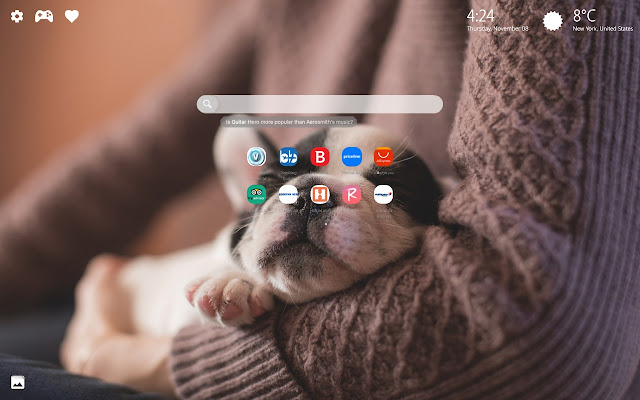 Cute Dogs Wallpapers HD New Tab