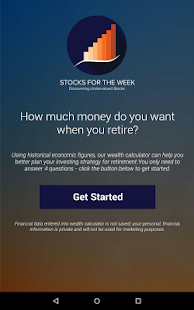 Wealth Calculator- screenshot thumbnail