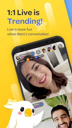 HAKUNA Live - Meet and Chat 1.15.6 screenshots 1