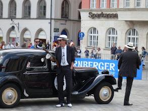 Photo: die Mafiosos