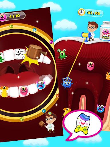 Dentista loco  - doctor kids  trampa 10