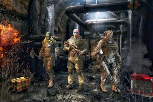 Shooting Heroes Legend: FPS Gun Battleground Games 1.2 screenshots 3