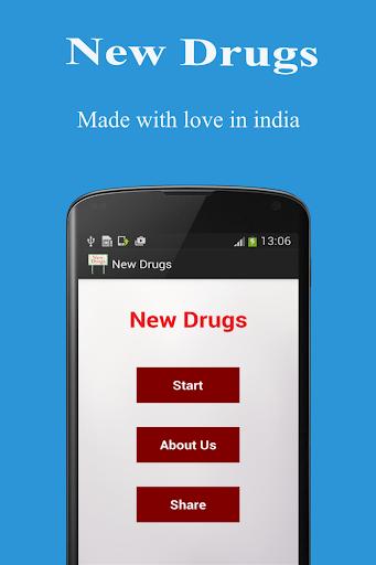nouveau drogue