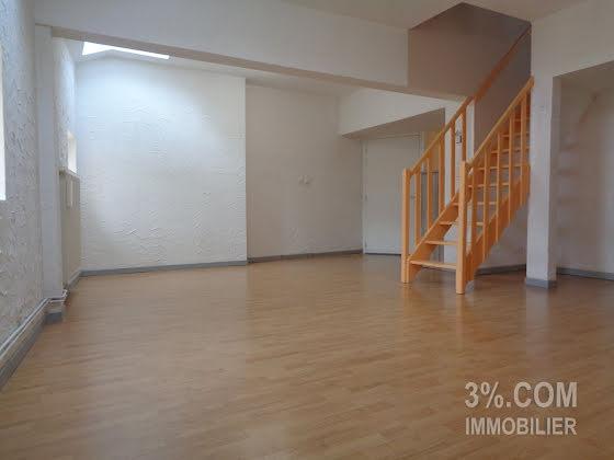 Vente duplex 4 pièces 118 m2