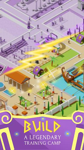 Idle Antique Gym Tycoon: Incremental Odyssey 1.7 screenshots 2