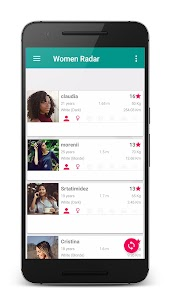 Women Radar – Free dating single women and girls 1028 APK Mod for Android 2