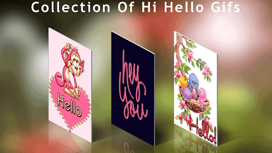 Hi Hello GIF Collection 1.0.2 Mod APK Updated 1