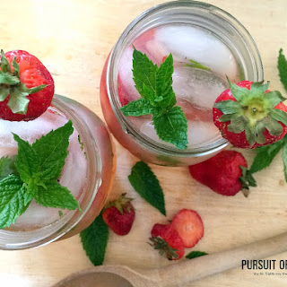 Strawberry Mint Cocktail Recipes