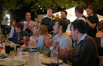 Photo: SMDV fete dinner - a good time is had by all.