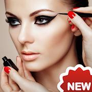 Уроки макияжа для начинающих. Уроки макияжа глаз!