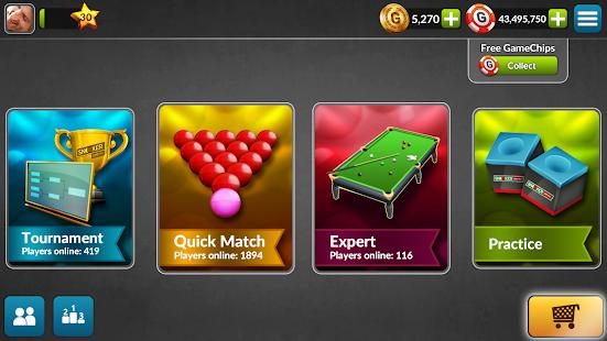 Snooker Live Pro العاب مجانية Mod