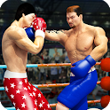 Tag Team Boxing Game: Kickboxing Fighting Games icon