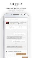 Screenshot of Reebonz: Buy & Sell On The Go