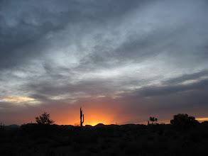Photo: Arizona sunrise