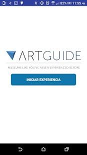 ArtGuide - náhled