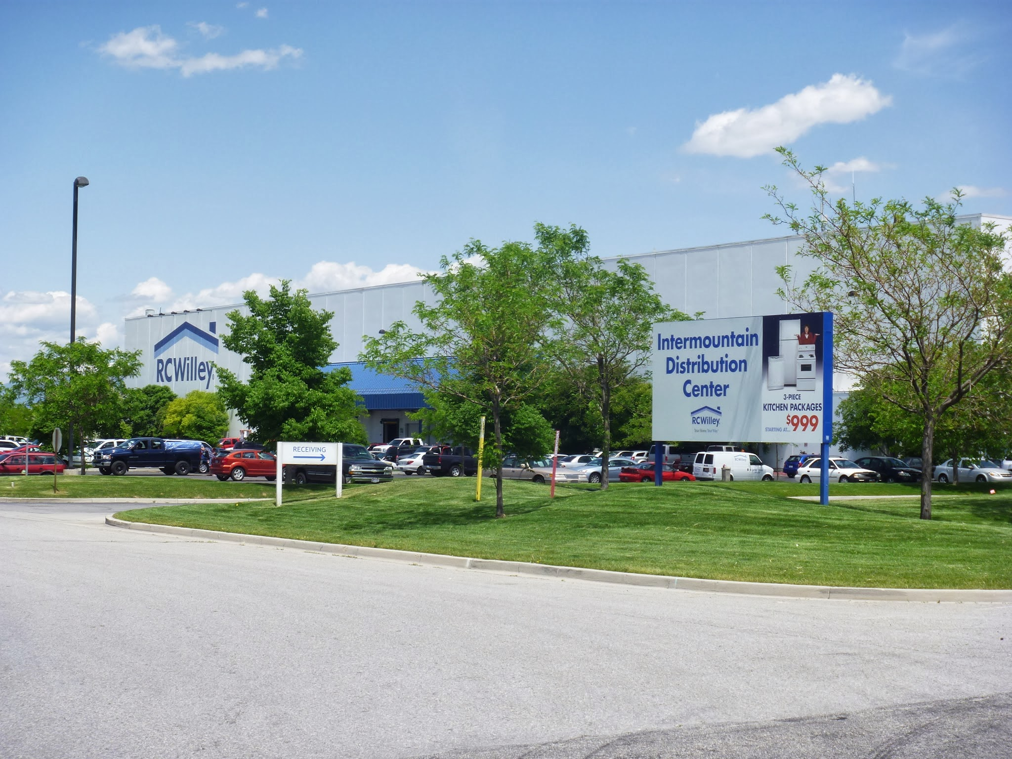RC Willey Distribution Center