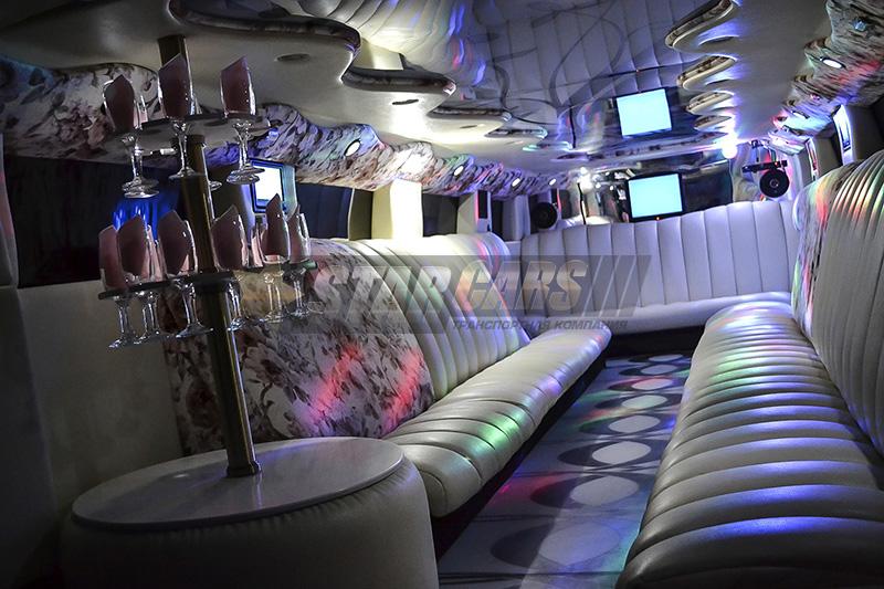Hummer H2 Sweety (24 места) в Казани
