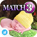 Match 3 - Babies in Dreamland icon
