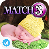 Match 3 - Babies in Dreamland