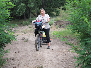 Photo: Day 94 - On the Off-Road Section