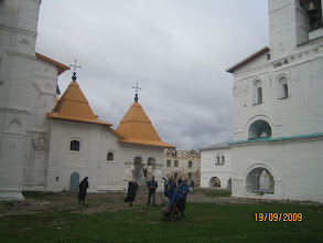 Photo: на территории Троицкого комплекса