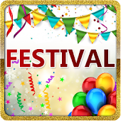 Festivals Greeting Cards Maker