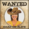 Wanted Posters Maker Selfie Photo Frames & Effects icon