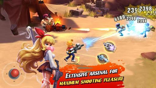 Treasure Raiders: Zombie Crisis screenshot 3