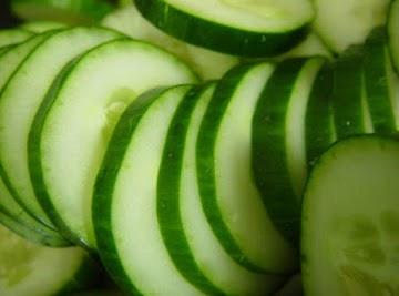 Cucumber Mask - Non Edible Recipe
