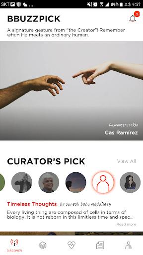 BBuzzArt: Sell & Buy Fine Art, Artworks, Painting 4.4.1 screenshots 1