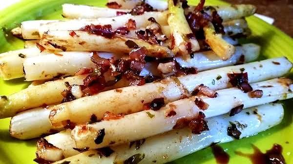 ~ Skinny Sauteed Asparagus ~