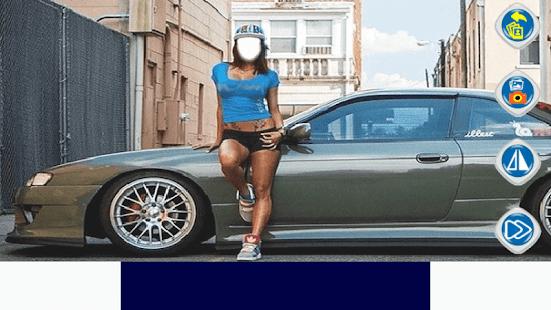 Car Selfie Styles - náhled