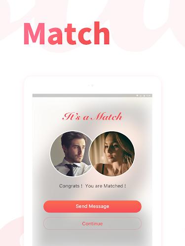 odpovídající datování app